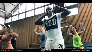 MO DIAKITE: *Seyi Shay - Bia* (Zumba® fitness choreography) MO Diakité