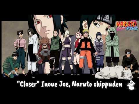 Instrumental Closer Inoue Joe, Naruto shippuden