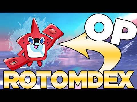 Rotom's New Ability is OP! Roto Loto in Pokemon Ultra Sun and Moon | Austin John Plays