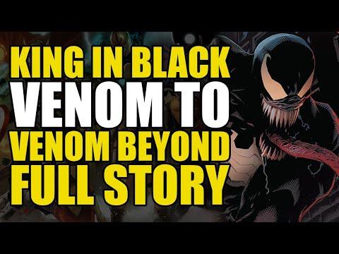 King In Black Venom to Venom Beyond: Full Story | Comics Explained