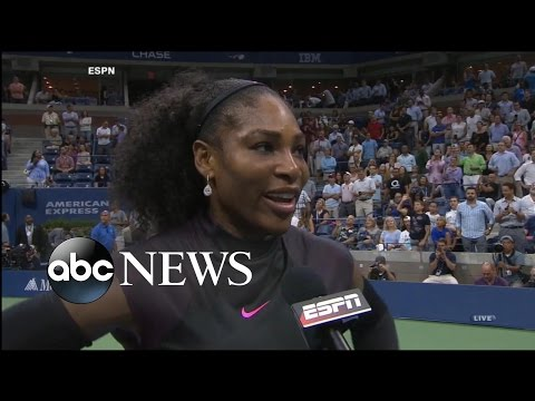 Serena Williams Moves Closer to Historic US Open Title