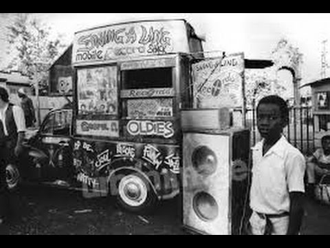 Early 80's Dancehall Jugggling