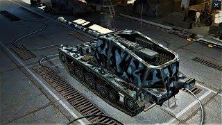 World Of Tanks Blitz Game Play (Sturer Emil) v4.6.0