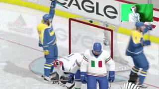 NHL16 HUT ~ Tournois / Ukraine Vs Italie