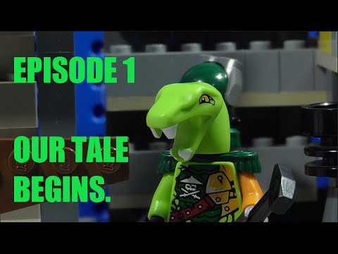 LEGO Ninjago - Adventures of Clancee - Episode 1: Our Tale Begins!