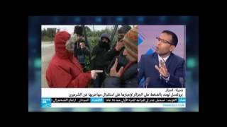 ما يرجوه النظام الجزائري الغير شرعي من الدول الغربية : الإعتراف بشرعيته + شهاة حياة لبوتفيقة