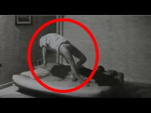 7 Unbelievable Paranormal activity caught on tape!