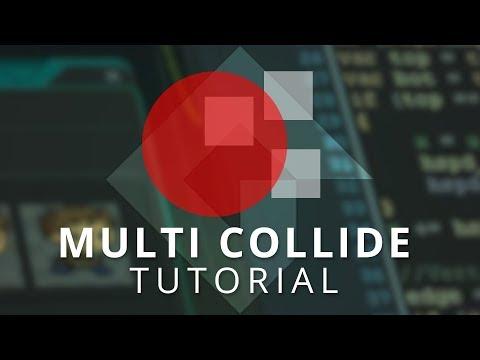 GameMaker Studio 2 - Multiple Collisions Tutorial