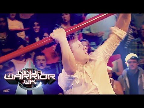 Billy Morgan's Sensational Performance | Ninja Warrior UK