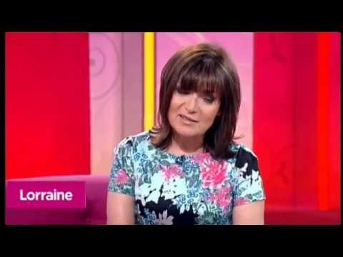 ITV - Lorraine - Louis Theroux Interview (25/4/12)