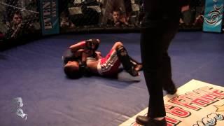 Kristofer Arrey vs Sammy Mendoza