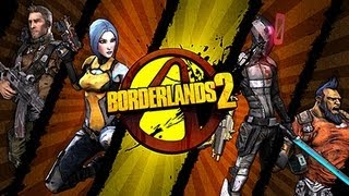 Borderlands 2 - PC Gameplay - Max Settings [1080P]