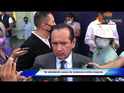 CONAVIM y CNDH revisarán casos recientes de violencia contra mujeres: CEEAV
