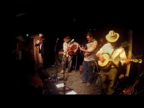 Streamline Cannonball and friends - Columbus Stockade Blues - LIVE at Avos