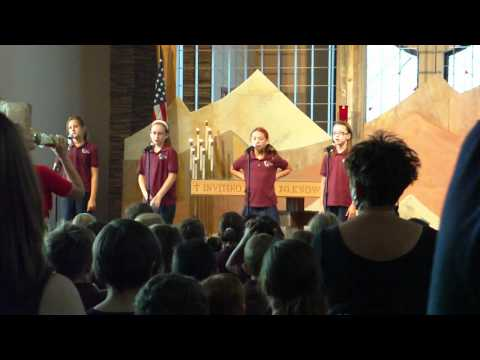 Faith Lutheran Academy Chapel 9-26-12 presentation part #2