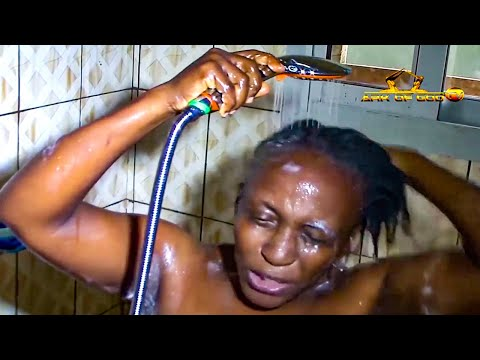 SHOCKING!! WOMAN STAYED FOR 10 MONTHS WITHOUT BATHING.SEE WHY!!