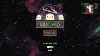 A Holobunnies: Pause Cafe Quick Look