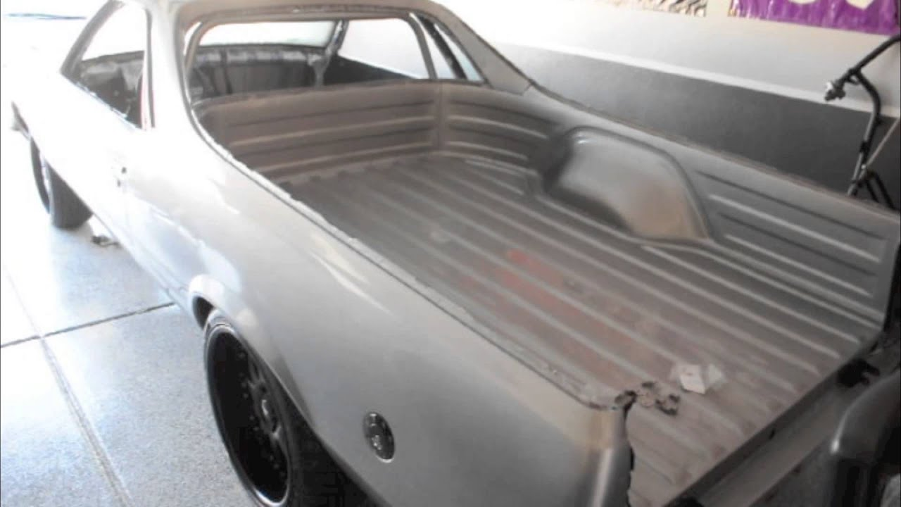 1984 El Camino Pro Touring Project Desert Eagle Youtube