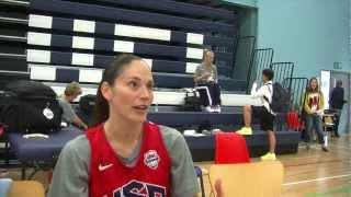 US = UConn Basketball Team