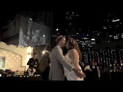 Yvonne & Mikes Oviatt Penthouse Wedding Los Angeles California September 24th 2016