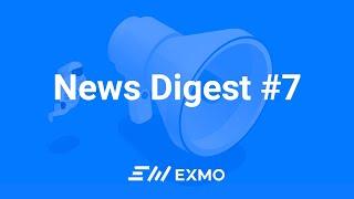 Коронавирус обваливает рынки. Медвежий тренд продолжится | EXMO News Digest #7