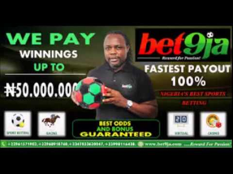 FREE Bet9ja Sure Winning Code For Wednesday 5/4/2017