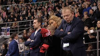 Я не строгая это миф Интервью Этери Тутберидзе после чемпионата России