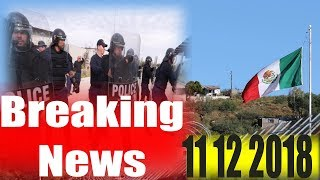HIGH Alert on United States border as CARAVAN creeps closer! Breaking News