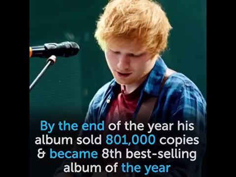Life story of ed sheeran