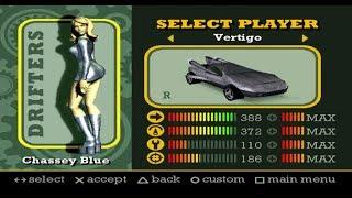 Vigilante 8 2nd Offense | Vertigo (Full Upgrade) / Chassey Blue Quest
