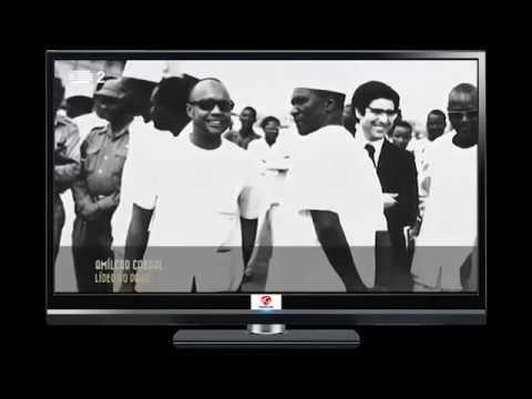 Histora a Historia Africa- de Mar vermelho a Madina de Boé