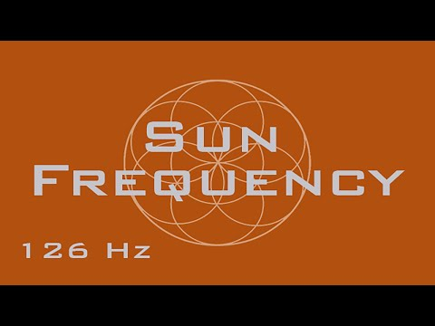 Sun Frequency - 126.22 Hz - Transcend Space and Time - Binaural Beats - Meditation Music