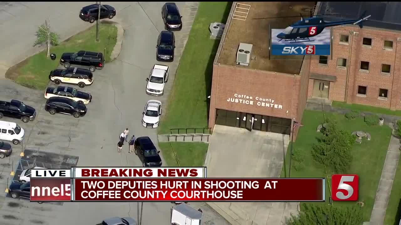 Tennessee coffee county hillsboro - 2 Deputies Injured In Coffee County Shooting