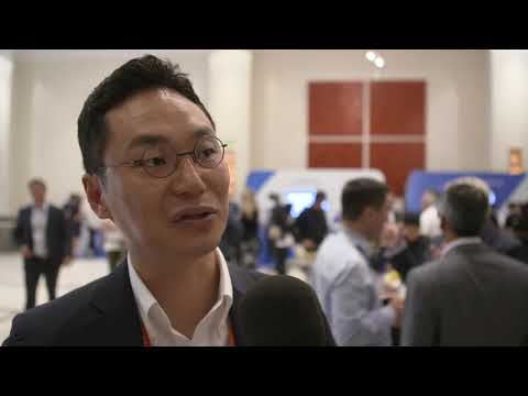 Kenneth Chang of Korean Air at AES 2019