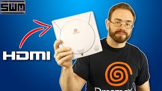 Building The Ultimate Sega Dreamcast With DCHDMI