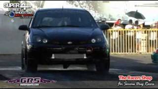 Worl Fastest Ford Focus Turbo 10.19 1/4 mile Salinas Puerto Rico