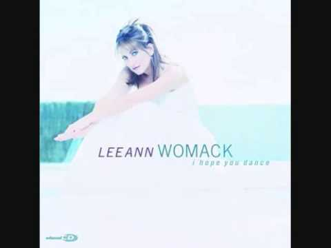 Lee Ann Womack  Ashes By Now w lyrics