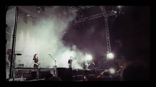 In Flames live at Borgholm Brinner 2019 - Behind space