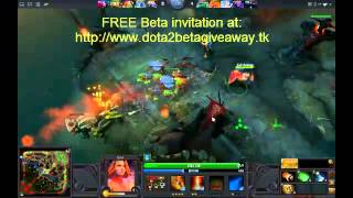 Dota 2 Free Close Beta Invites
