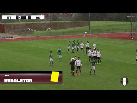 Grantham Atherton Goals And Highlights