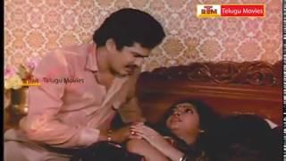Manmadha Leela Kamaraju Gola Telugu Movie Lovely Scene - Rajendra Prasad, Kalpana