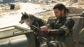 E3 2015 GAME PLAY DEMO | METAL GEAR SOLID V: THE PHANTOM PAIN (EU) PEGI