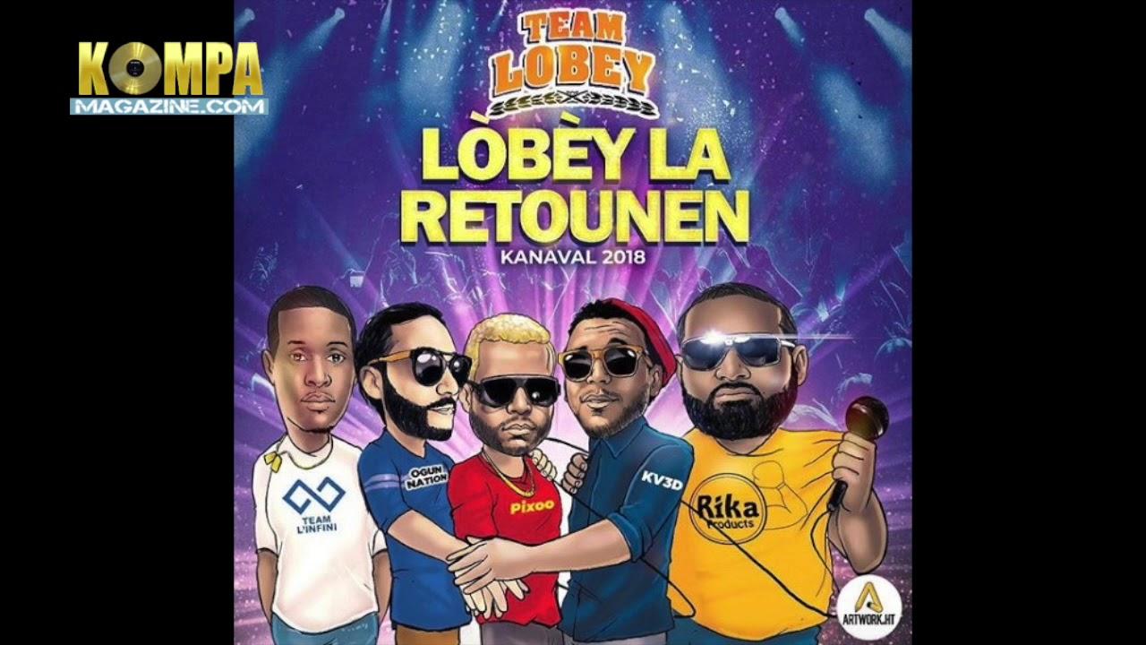 team lobey kanaval 2018