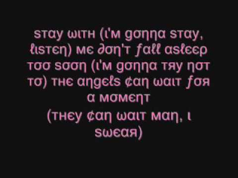 Dj Ironic - Stay with me LYRICS