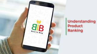 Best In Bag : Understanding product ranking