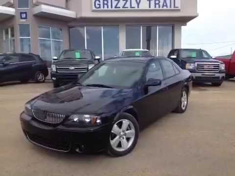 used for sale 2006 lincoln ls 4dr v8 auto w sport pkg barrhead 34834 grizzly trail motors. Black Bedroom Furniture Sets. Home Design Ideas