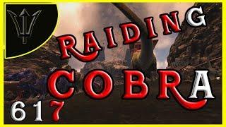 Raiding MEGA tribe COBRA I ALPHA TRIBE I