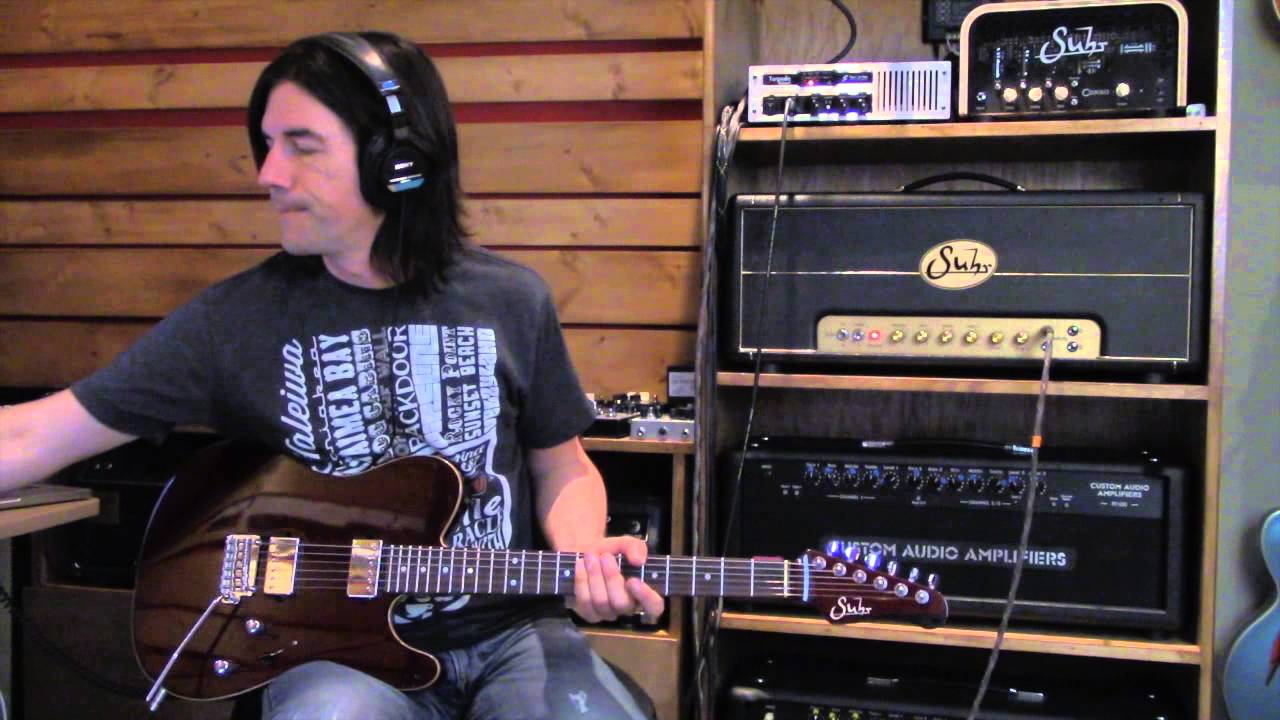 two notes torpedo reload demo by pete thorn youtube. Black Bedroom Furniture Sets. Home Design Ideas