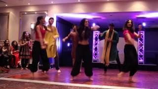 Bollywood Dance at the 2014 Diwali Ball.