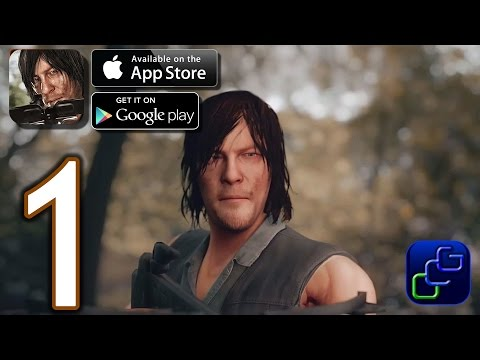 The Walking Dead: No Man's Land iOS Walkthrough - Gameplay Part 1 - Episode 1: Road To Terminus